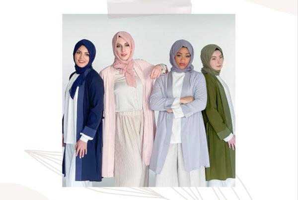 Hijabi Women