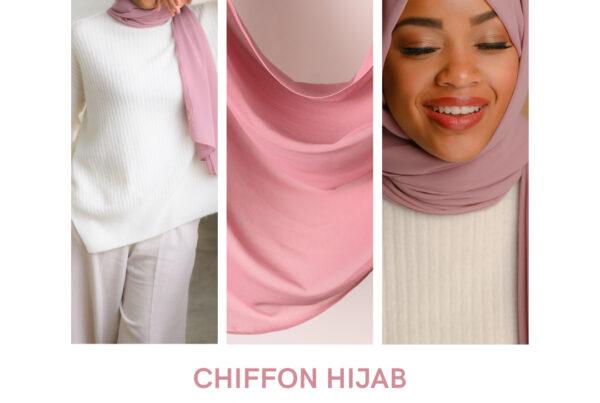 Top-quality Chiffon Hijab
